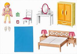 playmobil chambre des parents playmobil 5331 chambre des parents avec coiffeuse achat vente