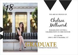 2017 graduation announcements invitations for high school and