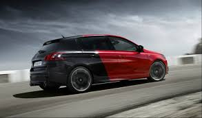 first drive review 2015 peugeot 308 gti 270