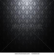 dark vintage wallpaper thailand thai black dark background pattern stock vector hd royalty