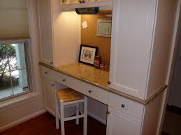 Kitchen Desk Cabinets Kitchens Hlwood