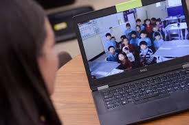reading software for elementary students west chicago classrooms connect with students around world through