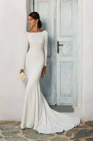 wedding dress sleeve gorgeous sleeve wedding dresses for winter brides southern