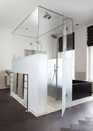 How To Glass Shower Privacy