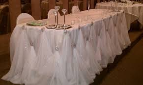 Table Skirts Wedding Table Skirting Head Table Skirting Http Www Google