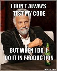 Qa Memes - funny pictures that will make any tester laugh straight out of his