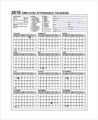 2018 attendance calendar template jianbochen memberpro co
