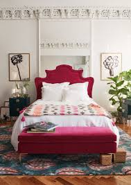 magenta bedroom spring power couple magenta teal anthropologie blog