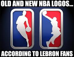 Nba Logo Meme - the new nba logo after lebron passed jerry west in scoring http