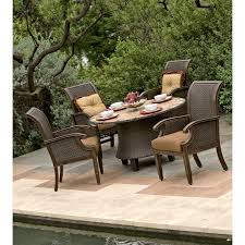 Resin Wicker Patio Dining Sets Patio Furniture Dining Sets 15 Methods To Perk Up Your Outdoor