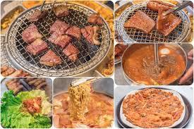 cuisiner pois cass駸 熊喵大口吃 西門町新麻浦海鷗2號店之最道地的韓國烤肉超美味烤肉與韓式