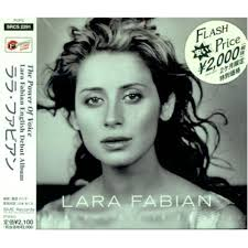 hom photo album lara fabian lara fabian japanese promo cd album cdlp 173312