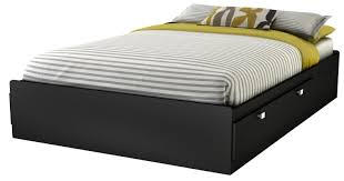 Bed Frame Box South Shore Spark Mate U0027s Bed Box With Storage U0026 Reviews Wayfair