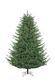 fraser fir christmas tree green fresh cut mar fraser fir artificial christmas tree with