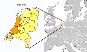 netherlands location in europe map insights on view from an outsider s perspective series
