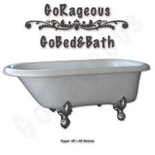 Clawfoot Bathtub Feet Gorageous U0027 What Is A Clawfoot Tub