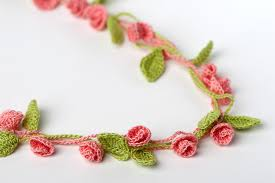 crochet jewelry bracelet images Crocheted jewelry far more special than anything in stores jpg