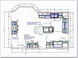kitchen design plan sample kitchen floor plan shop drawings