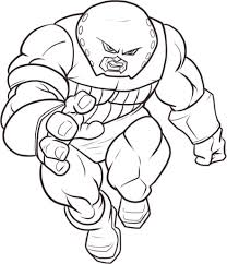 marvel superhero coloring pages getcoloringpages for marvel comics