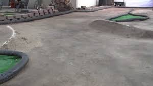 backyard rc track more b4 2 practice youtube