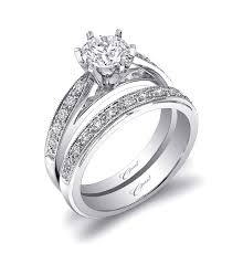 timeless wedding rings coast engagement ring set open bridge worthington jewelers