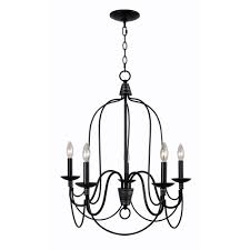home decorators collection rivy west 5 light oil rubbed bronze