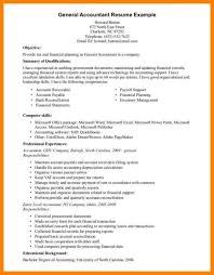 career summary statement exles accounting software 8 basic resume objective letter adress