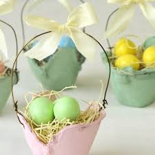 beautiful easter baskets handmade easter baskets diy mini easter baskets kids easter craft