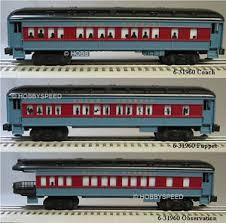 lionel polar express passenger cars set of 3 coach puppet