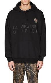 yeezy sweater yeezy las virgenes cotton oversized hoodie barneys york