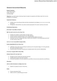 Senior Accountant Resume Examples by Download Accounting Skills Resume Haadyaooverbayresort Com