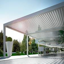 Louvered Patio Roof Pergola Louvers Fixed Louvered Roofs Our Future House Pinterest
