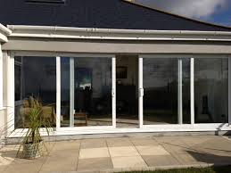 contemporary double door exterior double sliding patio doors