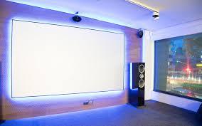 ambient light rejecting screen alr nanoedge elunevision