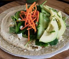 Raw Food Dinner Ideas 142 Best Healthy Lunch Wraps Images On Pinterest Raw Vegan