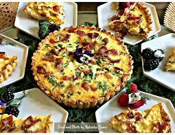lorraine cuisine three cheese quiché lorraine wfc 2017 structure build at home