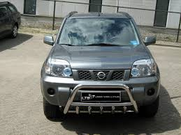 nissan accessories for x trail nissan x trail stainless steel chrome axle nudge a bar bull bar