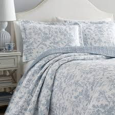 Kohls Quilted Bedspreads Laura Ashley Lifestyles Quilts U0026 Coverlets Bedding Bed U0026 Bath