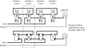 4 way switches electrical 101