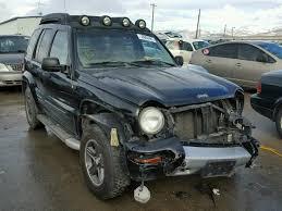jeep liberty 2003 price 1j8gl38k73w574280 2003 jeep liberty re 3 7 auction price history
