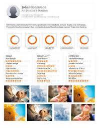 Graphic Designer Portfolio Resume 10 Portfolio Resume Templates Free Download
