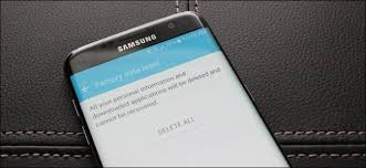 how to wipe an android phone how to wipe your android device and restore it to factory settings
