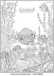 coloring page lovely mother hedgehog her stock vector 462133828