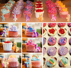my pony cupcakes my pony birthday party the majestic vision