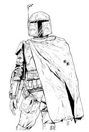 2100 best boba fett images on pinterest drawings episode iv and