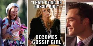Makes No Sense Meme - 25 memes that show gossip girl makes no sense diva diaries