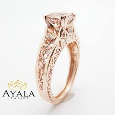 gold and morganite engagement rings best 25 morganite engagement ideas on gold