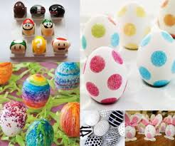 Easter Decorations Ie by Cool Easter Egg Decorating Ideas Hative