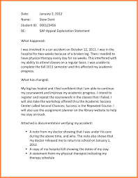 College Withdrawal Letter Template 8 Appeal Letter Template For College Appeal Letter 2017