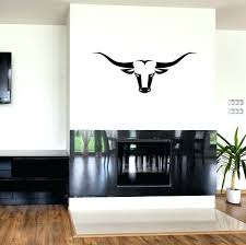 longhorn home decor cow wall decals wall decals stickers home decor home furniture